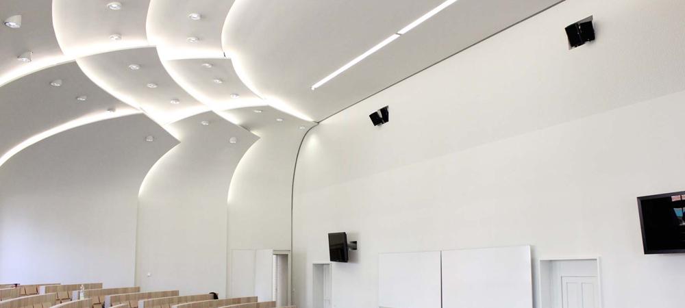 Deckengestaltung im Wohnbereich - Udo Köhler Akustik-Trockenbau ...